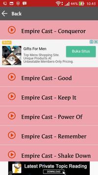 Empire Season Soundtrack OST apk screenshot