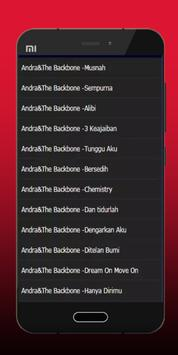 Lagu Andra & The Backbone Terbaru 2018 poster