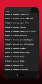 Lagu Andra & The Backbone Terbaru 2018 screenshot 1