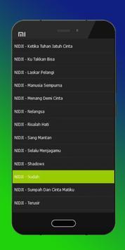 Lagu Nidji Selalu Menjagamu Mp3 screenshot 1