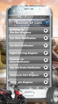Sounds of Cars screenshot 2