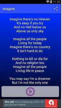 John Lennon - Imagine screenshot 2