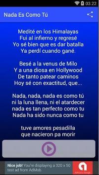 Ricardo Arjona - Quiero apk screenshot