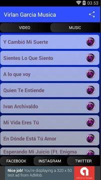 Virlan Garcia - Mi Vida Eres Tu screenshot 1