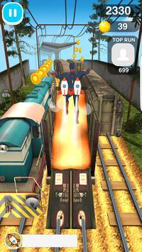 Spider Subway Surf screenshot 2