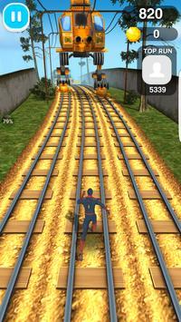 Spider Subway Surf screenshot 4