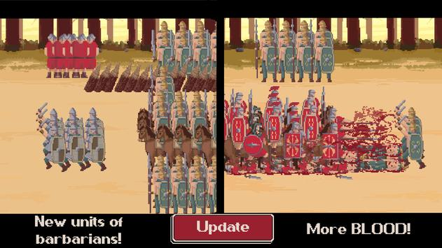 Rome vs Barbarians poster