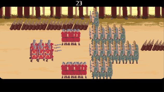 Rome vs Barbarians screenshot 1