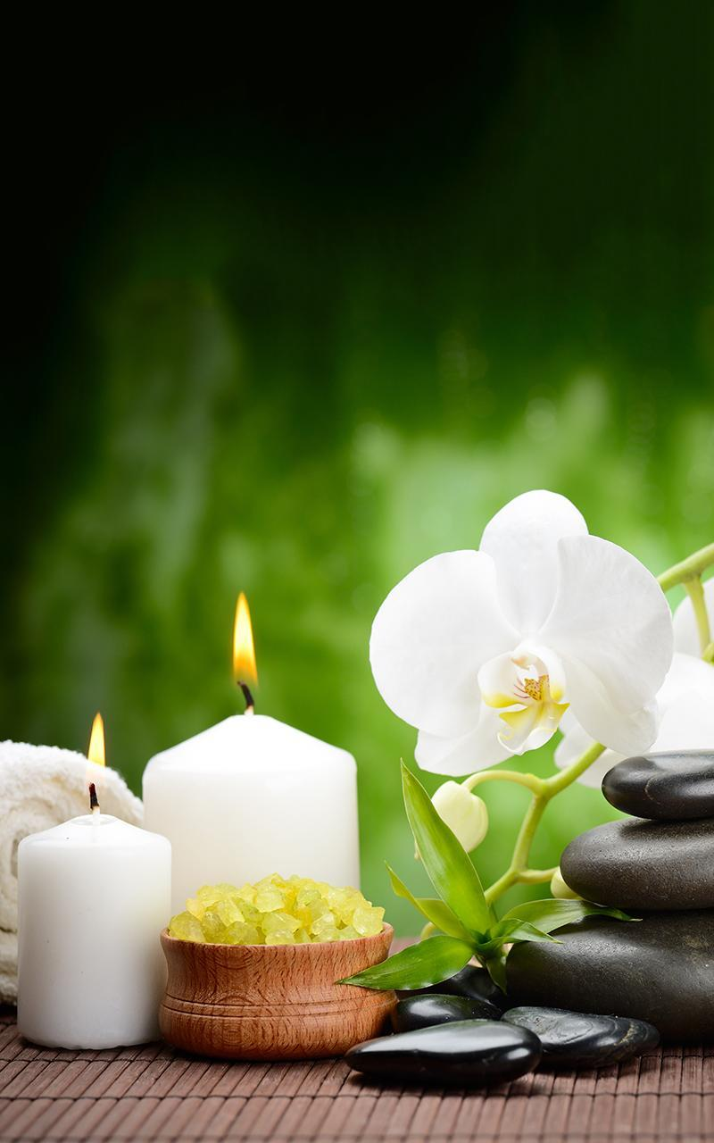 Spa Candle Live Wallpaper For Android Apk Download