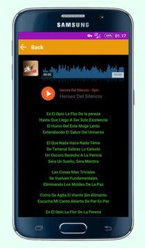 Spanish Rock Music screenshot 1