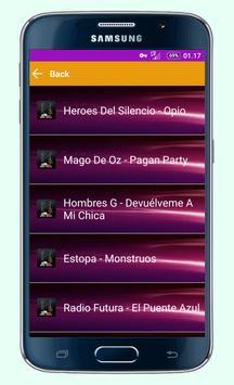 Spanish Rock Music screenshot 2