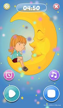 Spanish Lullabies & baby songs apk screenshot