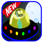 Space Adventures Oggy icon