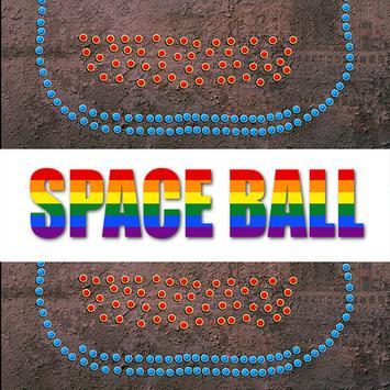 เกมส์ลูกบอลอวกาศ screenshot 1