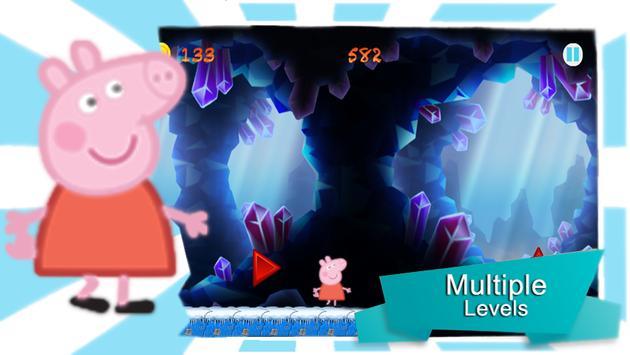 pepa happy pig jungle adventures screenshot 1