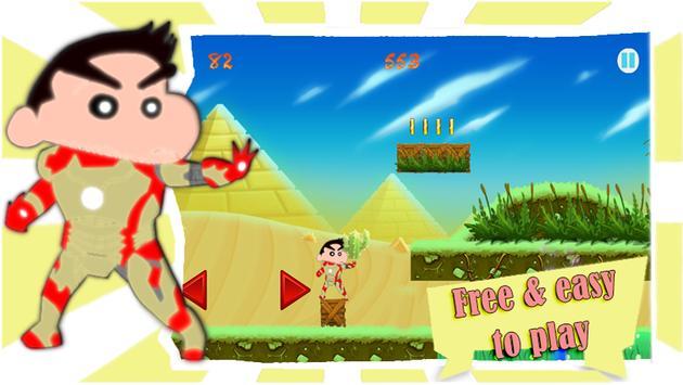 Shin Super Hero Adventures screenshot 3