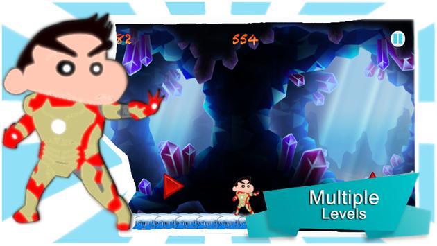 Shin Super Hero Adventures screenshot 1