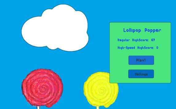 Lollipop Popper poster