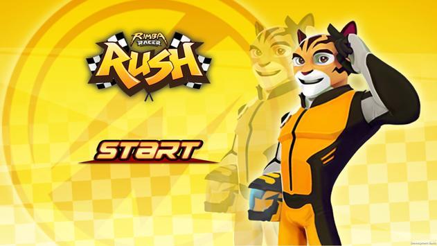 Rimba Racer Rush poster
