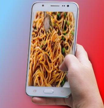 spaghetti recipe screenshot 1