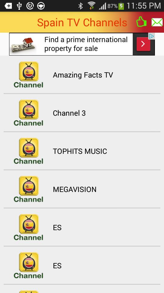 Watch Spain Channels TV Live for Android - APK Download