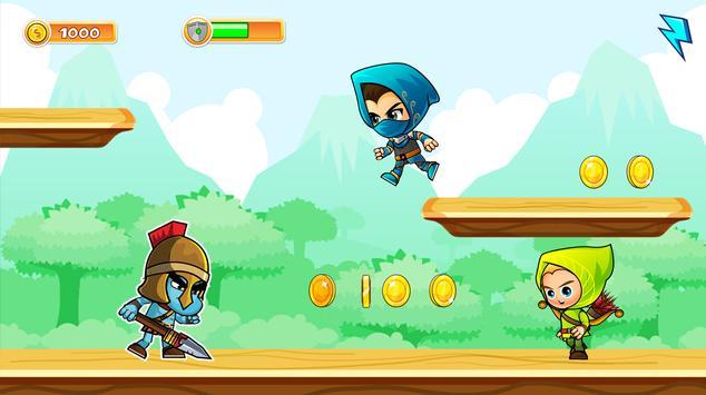 Spartan Gumball apk screenshot