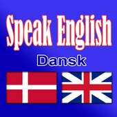Speak English - Danish icon