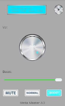 Speaker booster pro plus apk screenshot