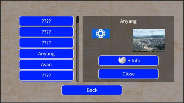 Speed Quiz Korea apk screenshot