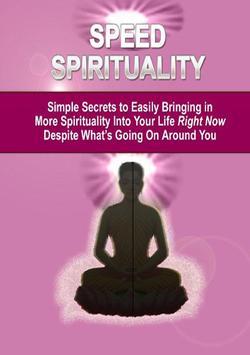 Speed Spirituality poster