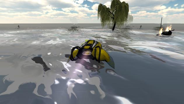 Speed Boat: Zombies screenshot 14