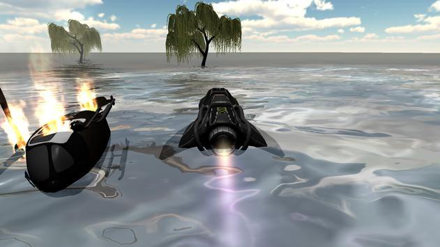 Speed Boat: Zombies screenshot 5