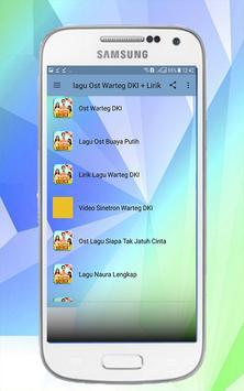 lagu Ost Warteg DKI + Lirik screenshot 1