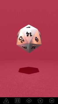 SpinDice3D apk screenshot