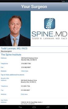 Spine MD screenshot 9