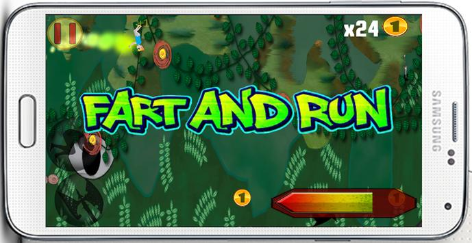 Fart and Run poster