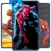 Spider Man Wallpaper 4K Free - Spider Backgrounds icon