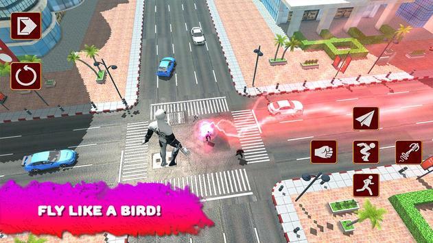 Spider Hero vs X-Hero 3D screenshot 1