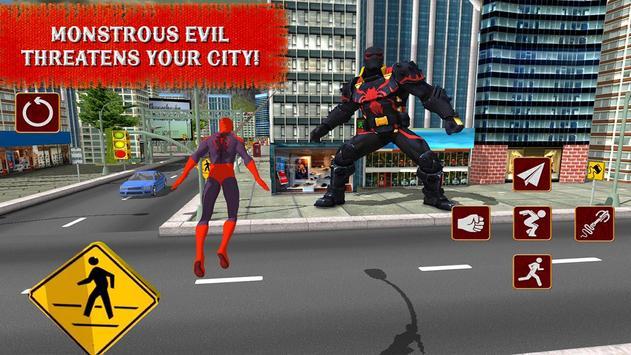 Spider Hero Legacy 2017 screenshot 4