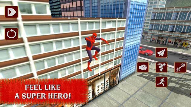 Spider Hero Legacy 2017 screenshot 6
