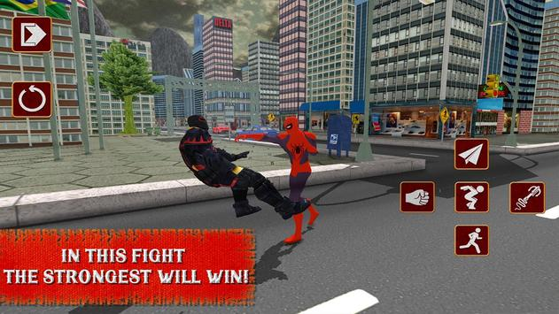 Spider Hero Legacy 2017 screenshot 2