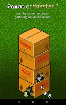 Panda Or Monster? apk screenshot