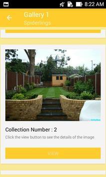 Modern Garden Fences Design Ideas screenshot 1