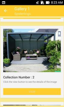 Modern Garden Gazebo Design screenshot 4