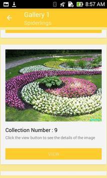 Flower Garden Landscaping Design screenshot 1