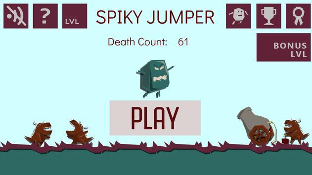 SPIKY JUMPER screenshot 8