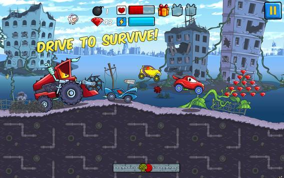Car Eats Car - Apocalypse Racing screenshot 7