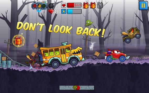 Car Eats Car - Apocalypse Racing screenshot 11