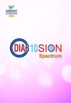 Diab10sion poster