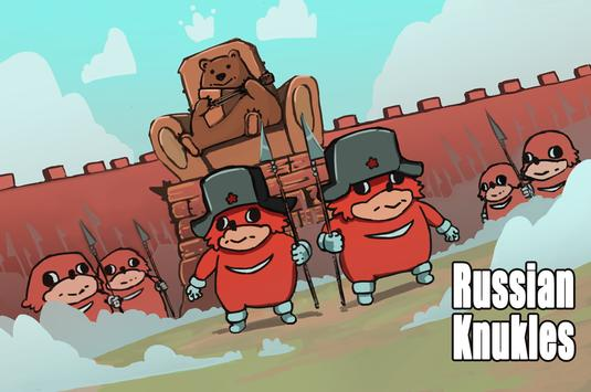 Russian Knuckles poster